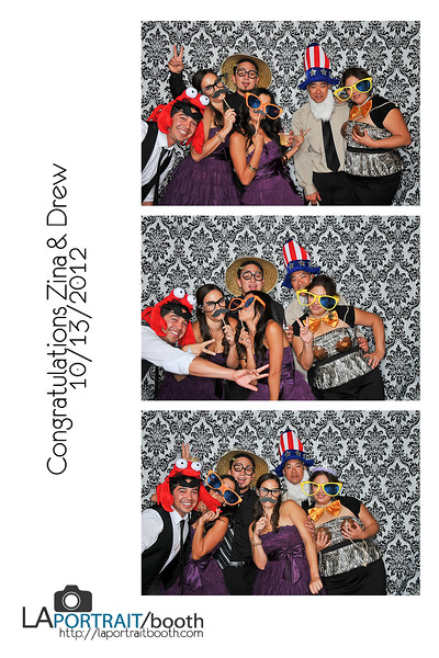 Zina & Drew Photobooth Prints-33
