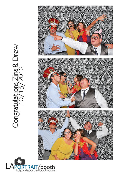 Zina & Drew Photobooth Prints-52