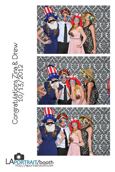 Zina & Drew Photobooth Prints-19