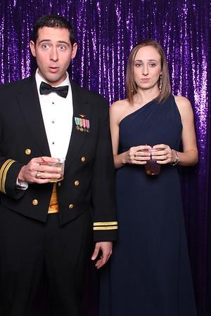 2018 Gulf Coast Military Mardi Gras Ball