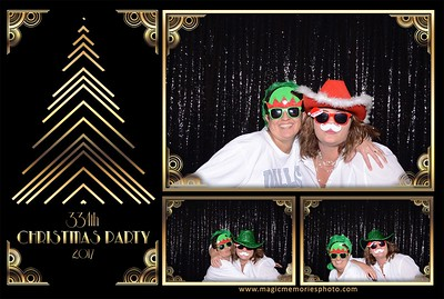 334th 2017 Christmas Party