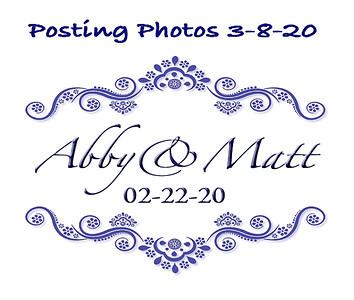 Abby-Matt 2x6 soon