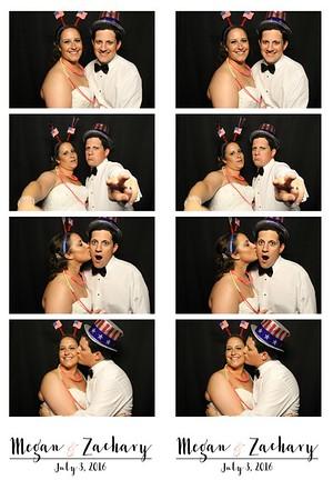 Megan & Zach 7-3-16