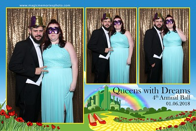Queens with Dreams 2018 Ball