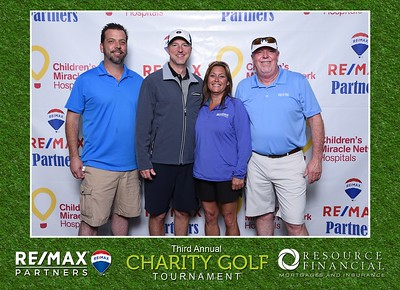 Re/Max Partners Charity Golf Tournament