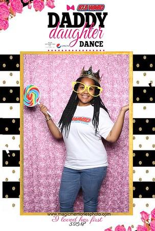 WABD Daddy Daughter Dance