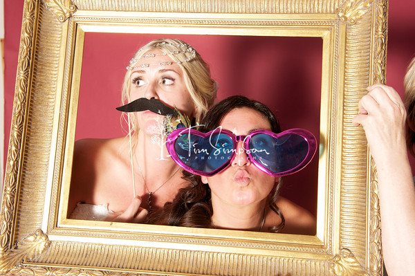 Fran and Dom Photo Booth