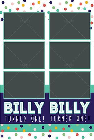 Confetti Billy