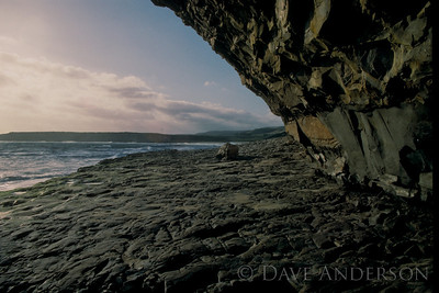 Bonny Doon Beach Seascape Sunset 6 (1993)