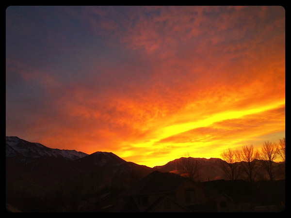 360/365 Good Morning Sunrise