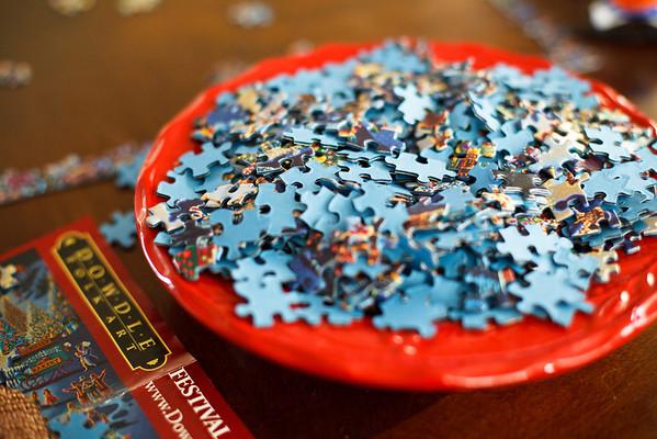 355/365 Puzzle Me This