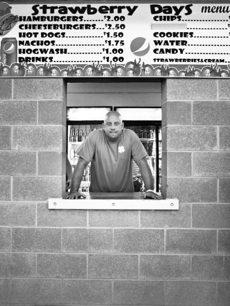 166/365 Pete Stott, Volunteer