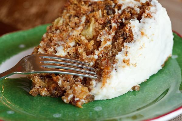 156/365 Moist Carrot Cake
