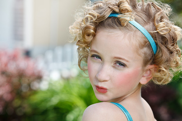 162/365 Shirley Temple