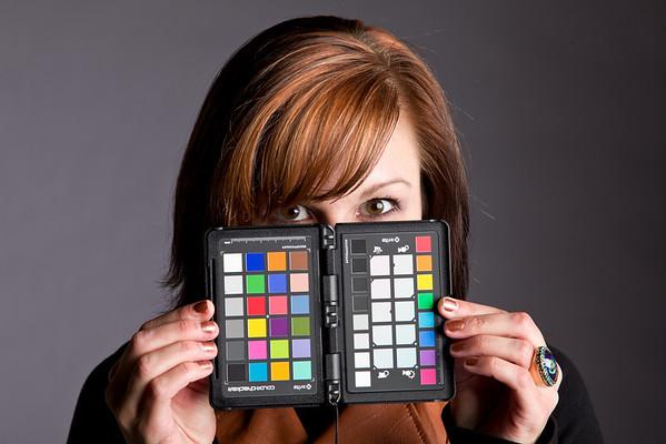 67/365 Color Checker