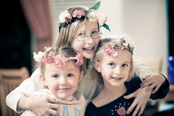68/365 Three Little Princesses