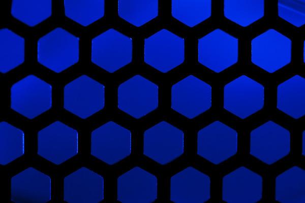 142/365 Honeycomb