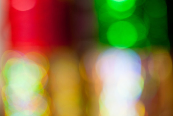 297/365 Ribbon Bokeh
