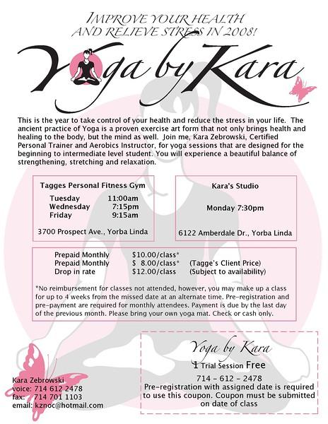 Yoga by Kara-Flyer r6a-2