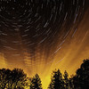 STAR TRAILS by John Allen