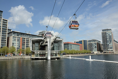 Emirates Cable Car 13th May 2013