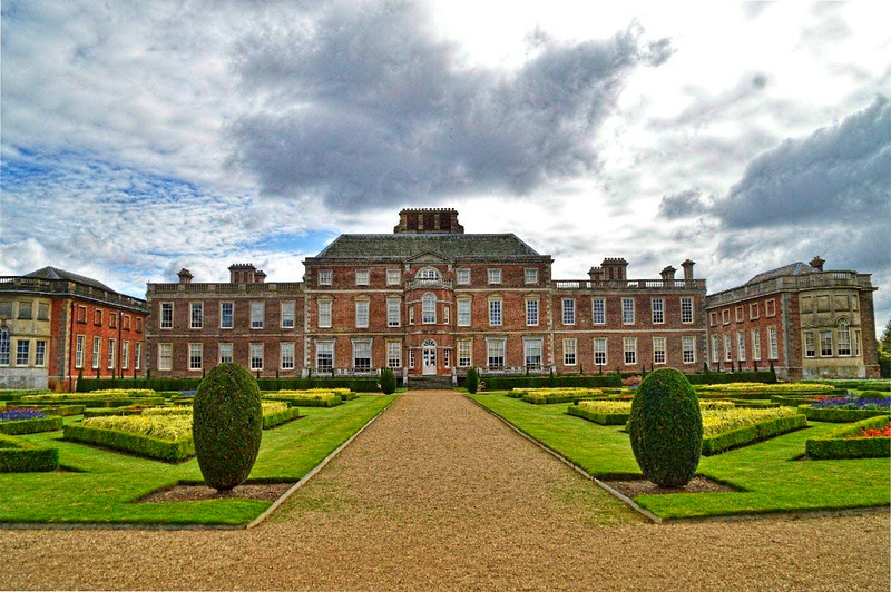WIMPOLE HALL by Tony Hodgkins
