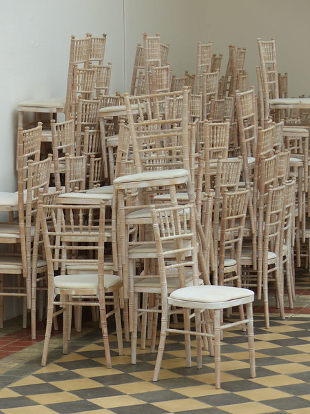 WREST PARK JUST CHAIRS by Pat Brown