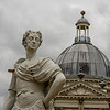 STATUE AND DOME by Robert Millar