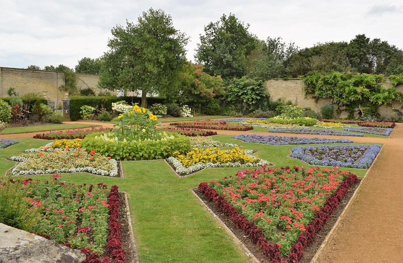 WREST PARK GARDEN by Colin Wright
