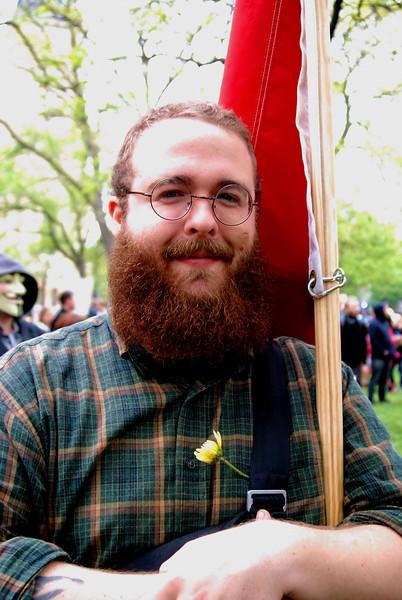 A Four Star Anarchist.