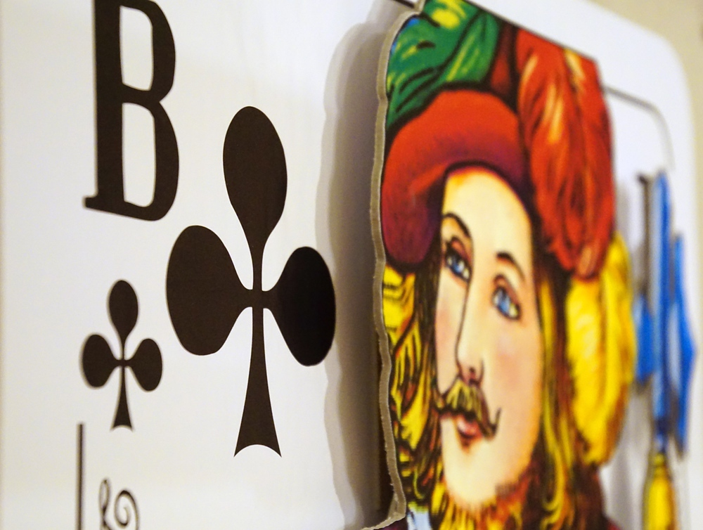 Did you know German playing cards originated in Stralsund?