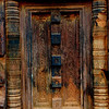 Another shot of the door from a closer up perspective at Banteay Srei.