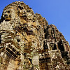 The most fascinating aspect of Bayon, in my opinion, were the areas of the temple that you couldn't climb near the top.