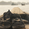 "I took off my sandals along the way so I could stretch out my feet:<br /> <a href=""http://nomadicsamuel.com/photo-essays/boat-buriganga-sadarghat-dhaka-bangladesh"">http://nomadicsamuel.com/photo-essays/boat-buriganga-sadarghat-dhaka-bangladesh</a>"