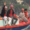 "I wasn't kidding when I mentioned that I felt like I was having a party thrown in my honor.  Check out all of these smiling faces!<br /> <a href=""http://nomadicsamuel.com/photo-essays/boat-buriganga-sadarghat-dhaka-bangladesh"">http://nomadicsamuel.com/photo-essays/boat-buriganga-sadarghat-dhaka-bangladesh</a>"
