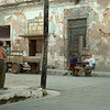 An afternoon card game helps break up the boredom in small town Cuba...