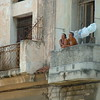 Life amid the faded glory of old Havana...