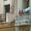 Life amid the faded glory of old Havana...
