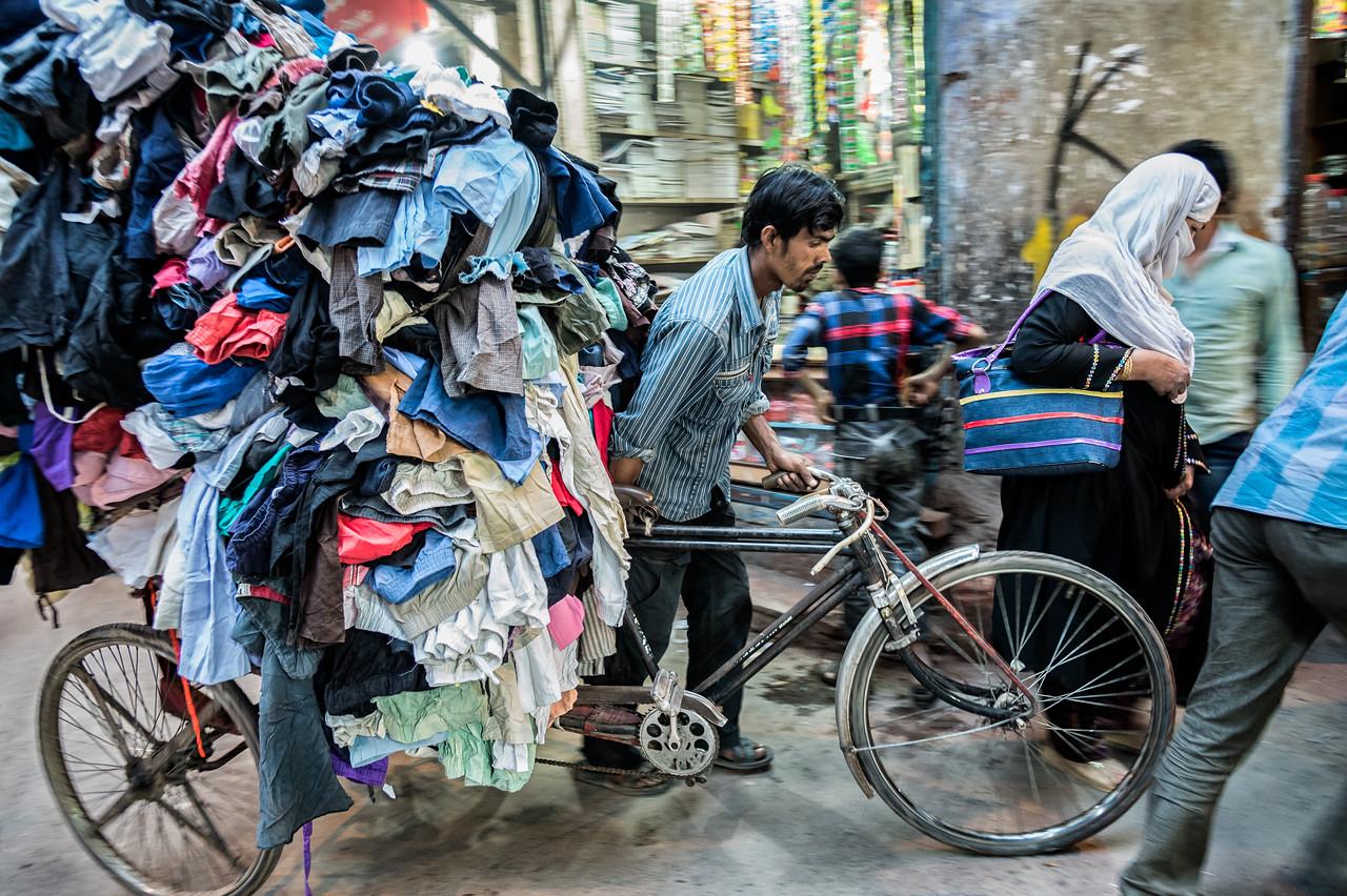 The Clothes Shop Tricycle Carry