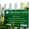 "Connecticut's farmland is disappearing at the alarming rate of 8,000 acres a year. Through Cato Corner's dedication to committing this land to farming, a  partnership was formed to ensure that the cheese making tradition is preserved at Cato Corner for future generations.<br /> <br /> <a href=""http://www.ctfarmland.org"">http://www.ctfarmland.org</a>"