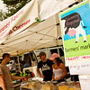 """Cato Corner's cheese on sale at Coventry Farmers Market, Connecticut. They are also distributed throughout the New England area and in NY City.<br /> <br /> <a href=""""http://catocornerfarm.com"""">http://catocornerfarm.com</a>"""