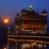 The Harmandir Sahib (Golden Temple) at night