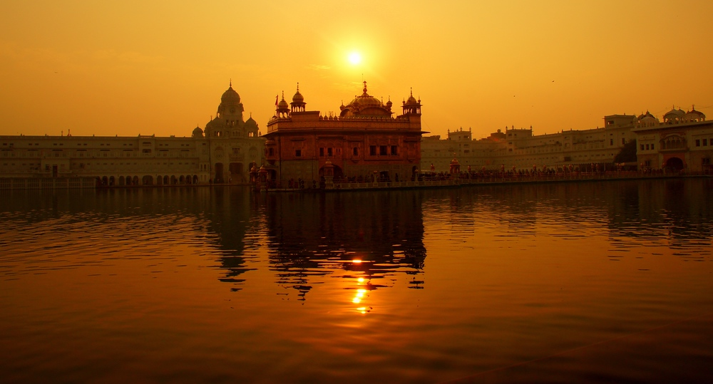 High School Application Essay Sample I Snapped This Photo Of The Golden Temple From A Distance During Sunset A Healthy Mind In A Healthy Body Essay also Help Writing Essay Paper The Harmandir Sahib Golden Temple In Amritsar India Photo Essay Essay About Healthy Eating