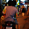 "<a href=""http://nomadicsamuel.com"">http://nomadicsamuel.com</a> : A couple of men dump on a motorbike to scurry off somewhere else."