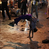 "<a href=""http://nomadicsamuel.com"">http://nomadicsamuel.com</a> : This boy (featured earlier) entertains the crowd from a different angle."