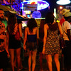 "<a href=""http://nomadicsamuel.com"">http://nomadicsamuel.com</a> : A Thai crowd heads down Khao San road."