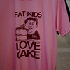 Fat kids love cake - t-shirt - Melaka, Malaysia