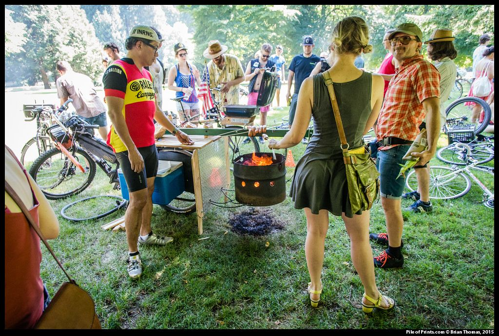 Bicycle activists are still at war with the consumerist car-dependent culture, but now the battlefield is FUN.