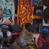 "Women making bead bracelets and necklaces at a market in Arusha:<br /> <a href=""http://nomadicsamuel.com/photo-essays/the-people-of-tanzania"">http://nomadicsamuel.com/photo-essays/the-people-of-tanzania</a>"