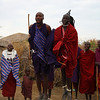 "Two Masai Warriors competing in a jumping competition in their village at Lake Manyara:<br /> <a href=""http://nomadicsamuel.com/photo-essays/the-people-of-tanzania"">http://nomadicsamuel.com/photo-essays/the-people-of-tanzania</a>"